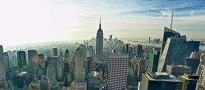 New York New York by AlanSmithers