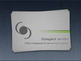Business card ideas by Szesze15