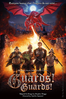 Terry Pratchett's Guards! Guards! by thedarkcloak