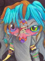 Elephant by RaveFoeSeeker