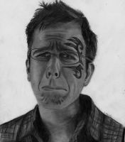 Stu from hangover by hiloody