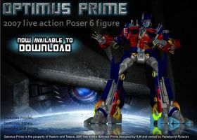 3D Movie Prime model DOWNLOAD by RazzieMbessai