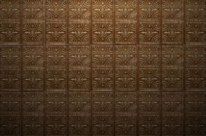Antique Tin Wallpaper 3 by michaelgoldthriteart