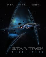 Star Trek: Excelleron by dxvision