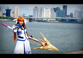 Nanoha - Mid-Childa by Iloon-Creations
