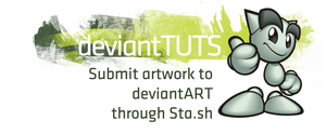 TUT: Submitting Artwork Through Sta.sh by TimberClipse
