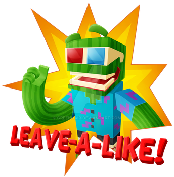 Bashurverse - Leave-a-like! by greenhair