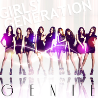 Girls' Generation: Genie 3 by Awesmatasticaly-Cool
