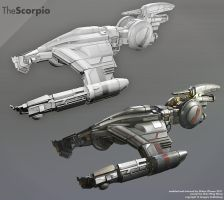 The Scorpio by beere