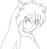 InuYasha. by Monochrome-Melody
