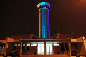 JAATS Tower AirNav Indonesia by yugo182