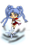 Sailor Eris Moon chibi by EnviousNightmare99