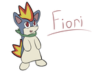 Fiori- Quilava by Mystery-V