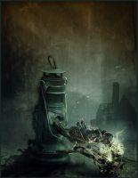 the sun went out in the city 2 by damnengine