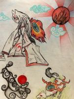 Okami by Psychotic-Bro