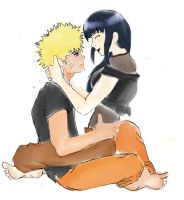naruhina - when I look at you by viola512