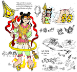 Ne Zha: The Cutest Lotus Prince by Shadow-Aspect