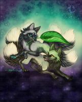 leaf. by LucidKitsune
