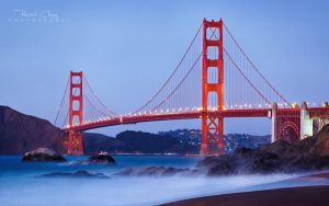 .:Golden Gate Bridge:. by RHCheng