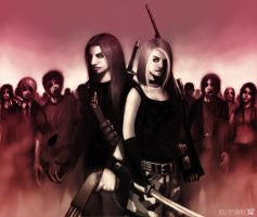 Zombie Hunters - to Thunddi by Vablo