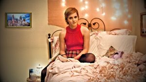 Emma Watson Wallflower III + a Splash of Potter by Dave-Daring