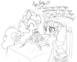 Twilight's Birthday by TwilightFlopple