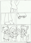 Emerald coast high period 1:page 1 by Sugary-Cakes