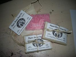 Paper Street Soap Co. by NothinToSay