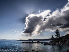 East shore storm140605-64 by MartinGollery