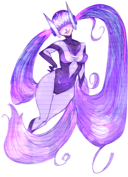 Ethereal by Bunnie-Chi