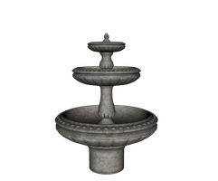 Fountain by Misstock