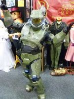 Master Chief (foam build) - Because I'm FABULOUS! by Old-Trenchy