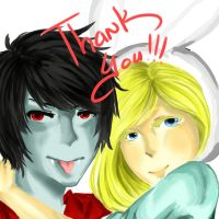 Thank you!!! by LovelessPeppermint