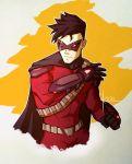 SOB: Red Robin by COLOR-REAPER