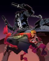 Vash-grave-collab by Seeso2D