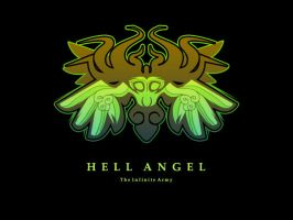 Hell Angel Faction Logo by sadstarsoldiers