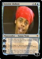 Magic Memes: Antoine dodson by elvenbladerogue