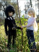 BJD Outdoor Fun by Jenova87