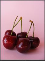 Unrestricted Object Stock - Cherry 02 by shelldevil