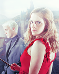Dramione Poster by 3pica
