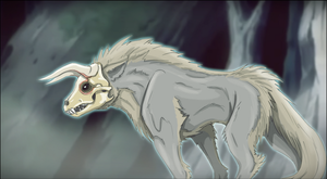 Lone Wolf by Arrancarfighter