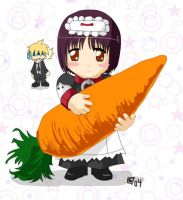 Fiore -- Carrot? by shadrad