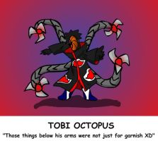 Tobi Octopus by fiori-party
