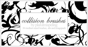 Collision Brushes by cherryblossomchaos