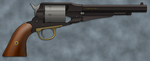 Remington New Model Army, CP IV by sharp-n-pointy