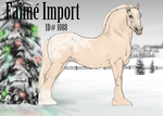 1088 Faime Import - saphiraly by emmy1320