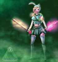 Apocalypse time - Fionna by EpicTaxi