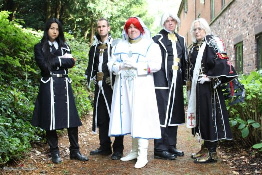 Trinity Blood Meets up by Sephirayne