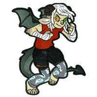 lil miss andry [mini comm] by VCR-WOLFE