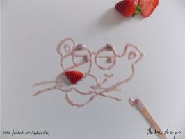 Pink Panther by NadienSka